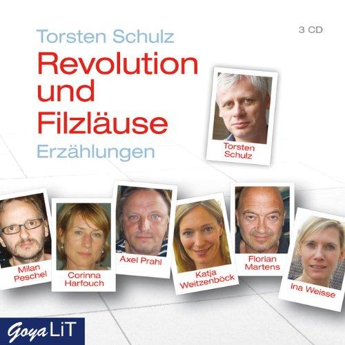 Revolution und Filzläuse Hörbuch Cover